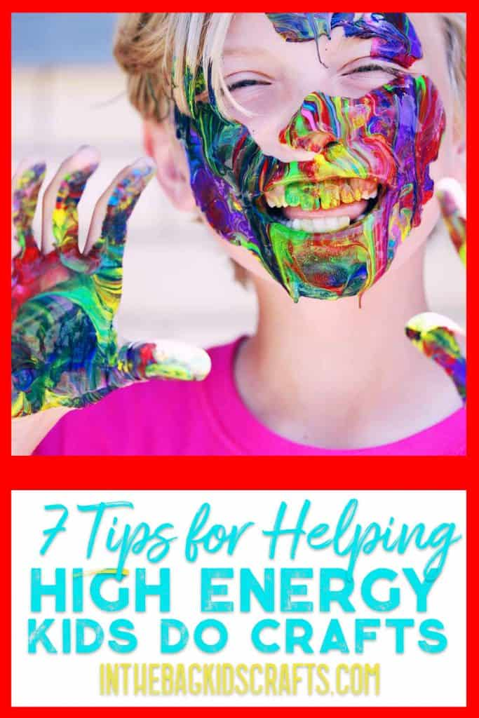 tips for helping high energy kids