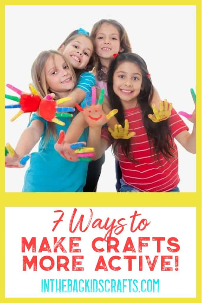 7 ways to improve attention span and other skills using crafts