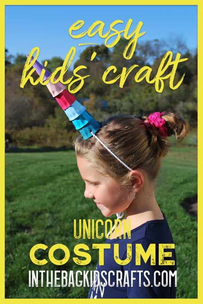 Easy Unicorn Halloween Costume