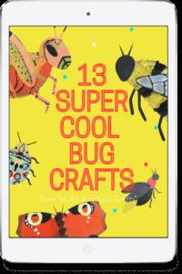 easy bug crafts ebook