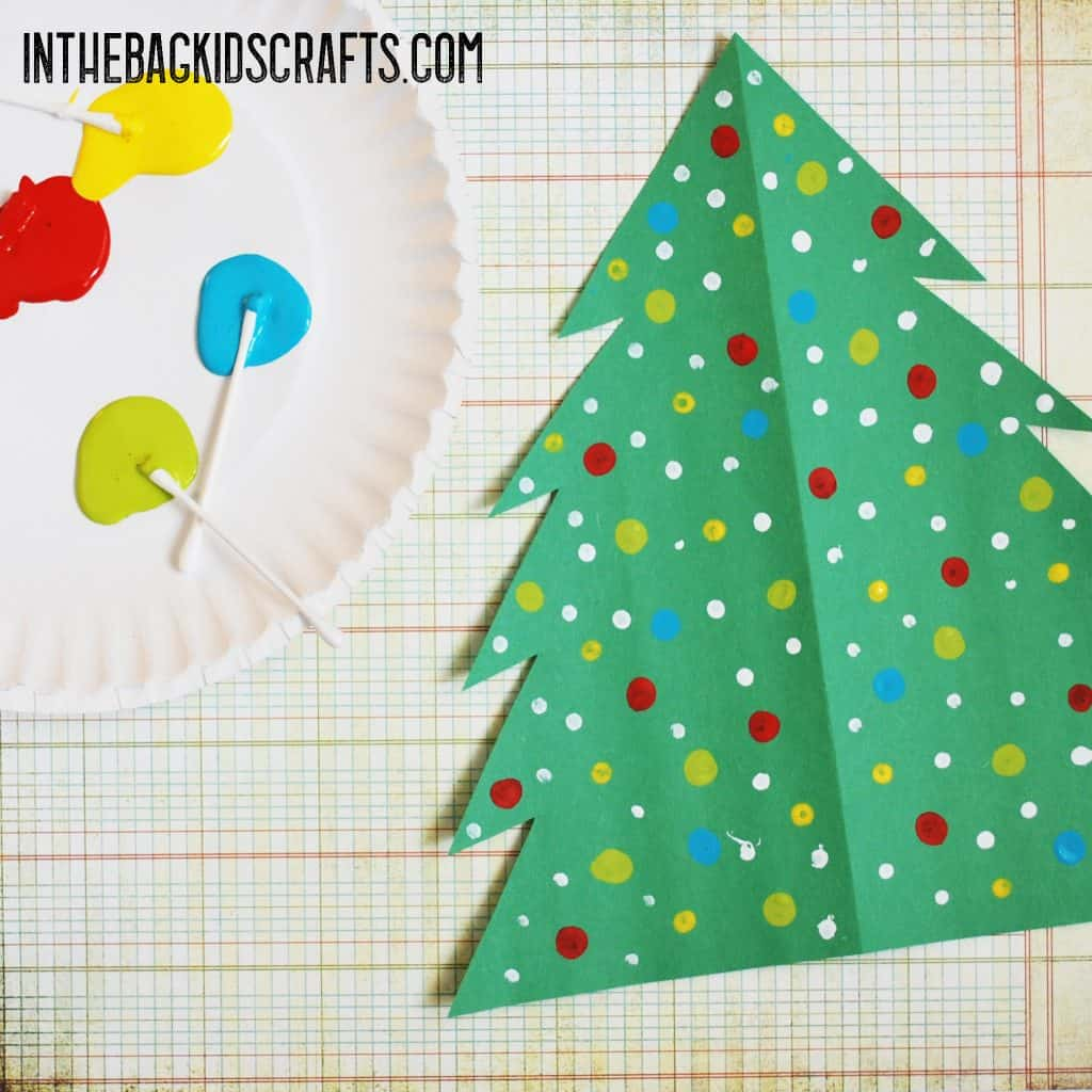 Decorate the Christmas Tree Card