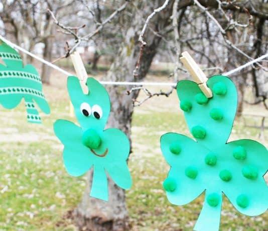 st. patrick's day kids' craft