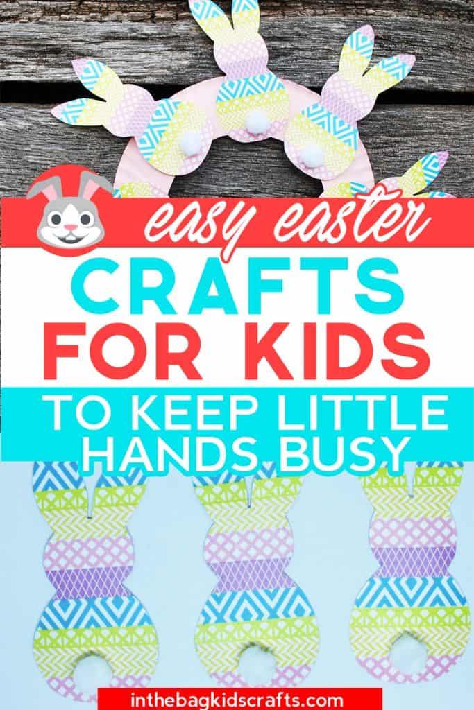 Paper Easter Crafts