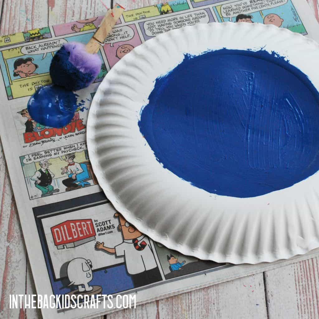 MINDFULNESS ACTIVITY FOR KIDS PAINTING THE EMOTION MASKS