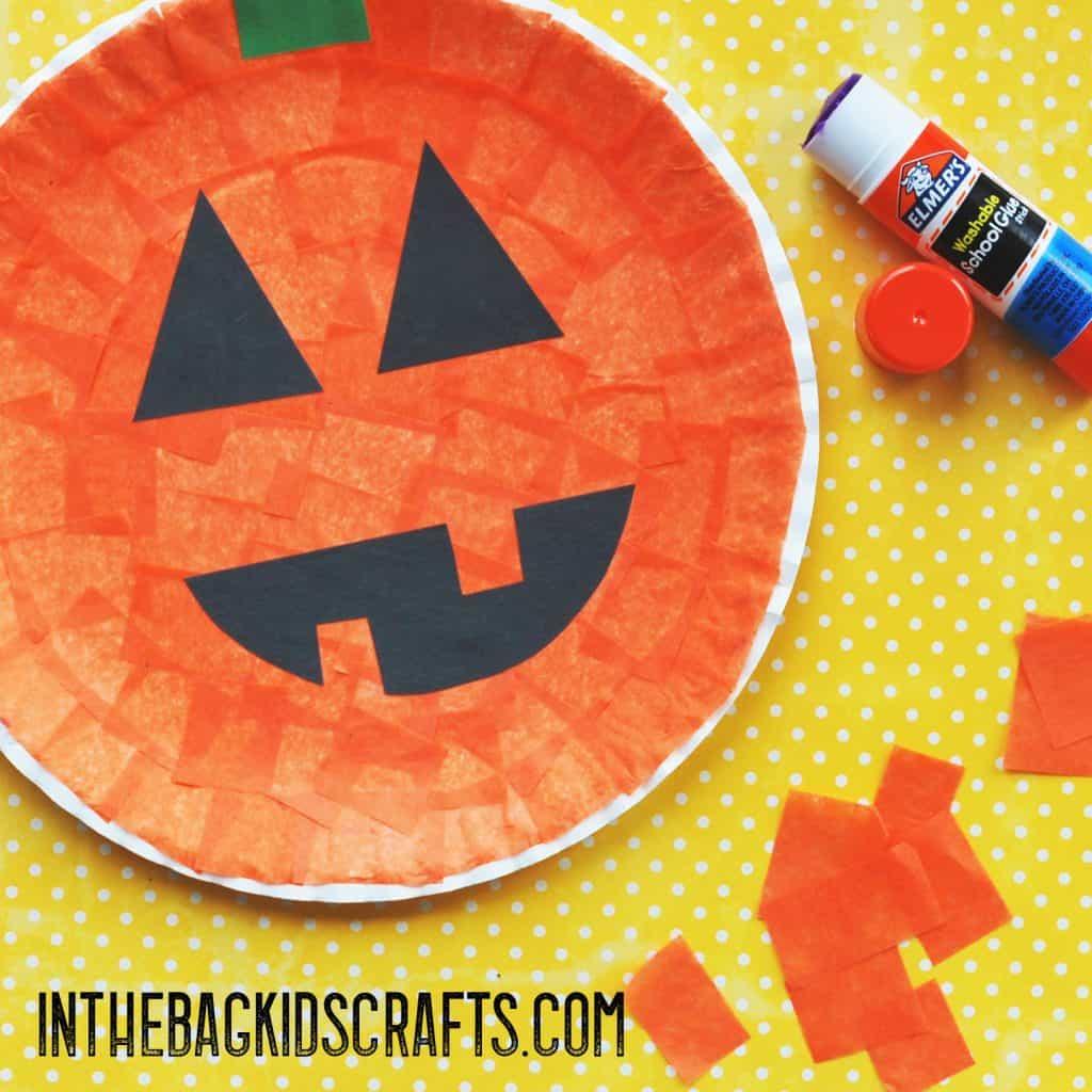 Jack-o-Lantern Paddle