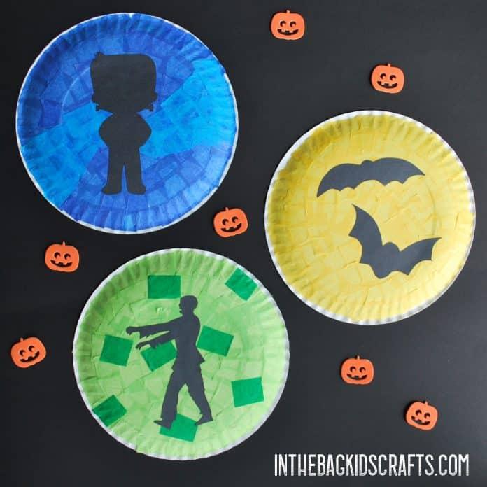 monster kids craft