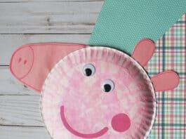 PEPPA PIG PAPER CRAFT