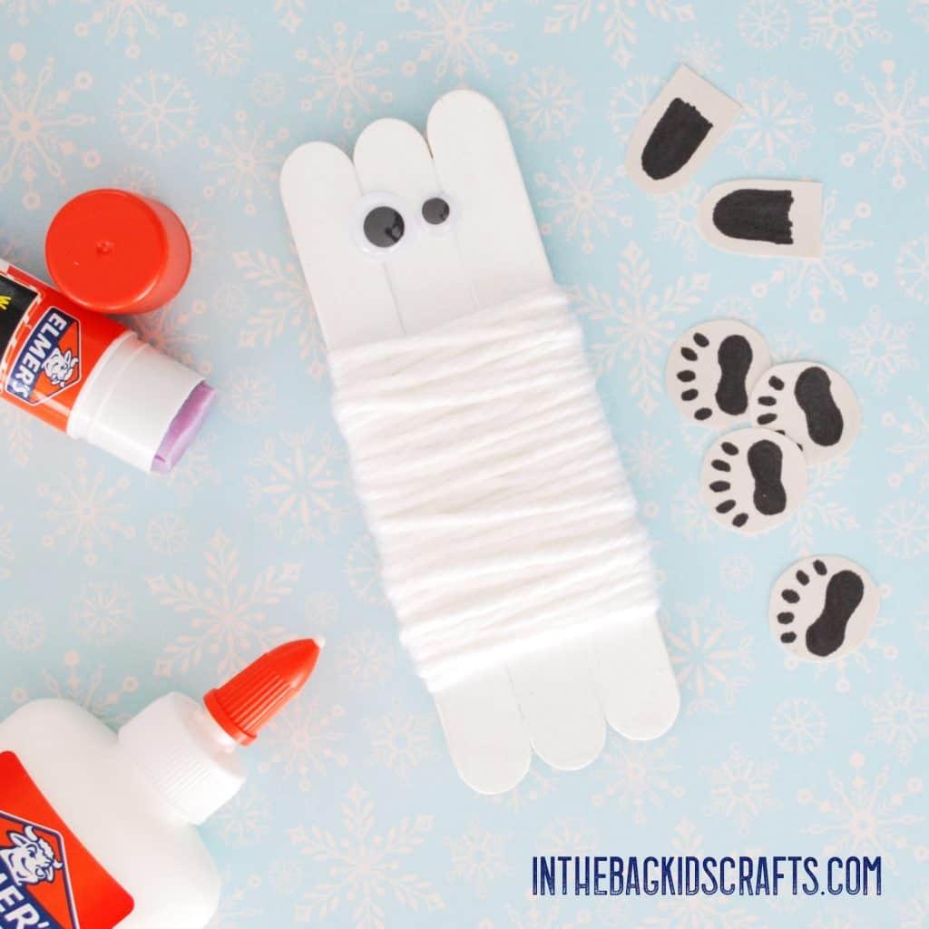 polar bear step 4a