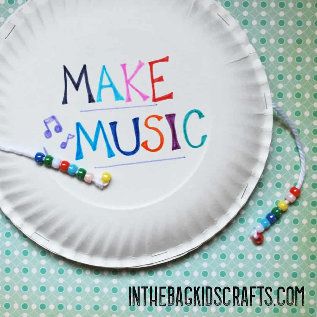 MUSICAL INSTRUMENT KIDS CRAFTS