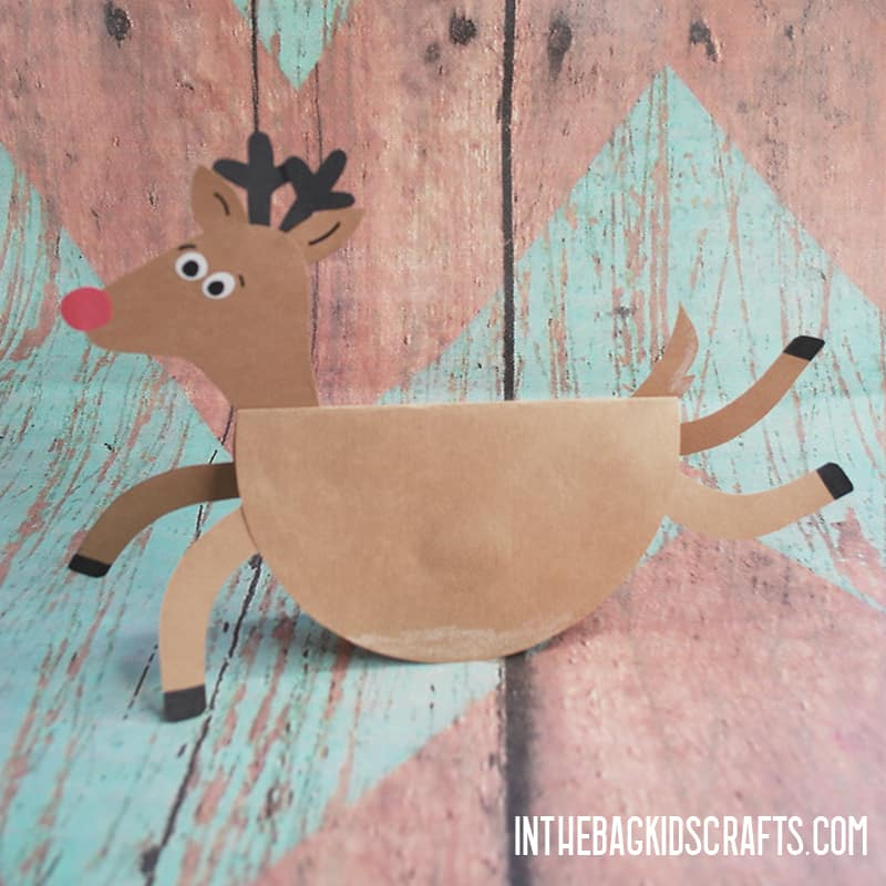 RUDOLPH CRAFT FOR KIDS