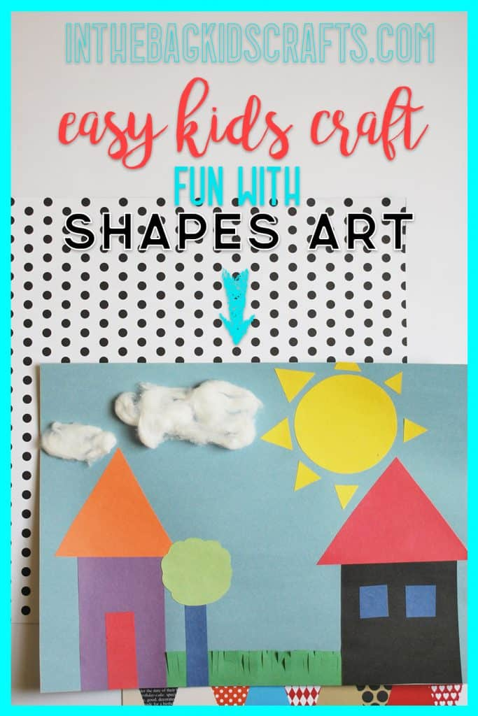 FUN WITH SHAPES ARTWORK